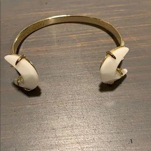 Kendra Scott vintage white bracelet